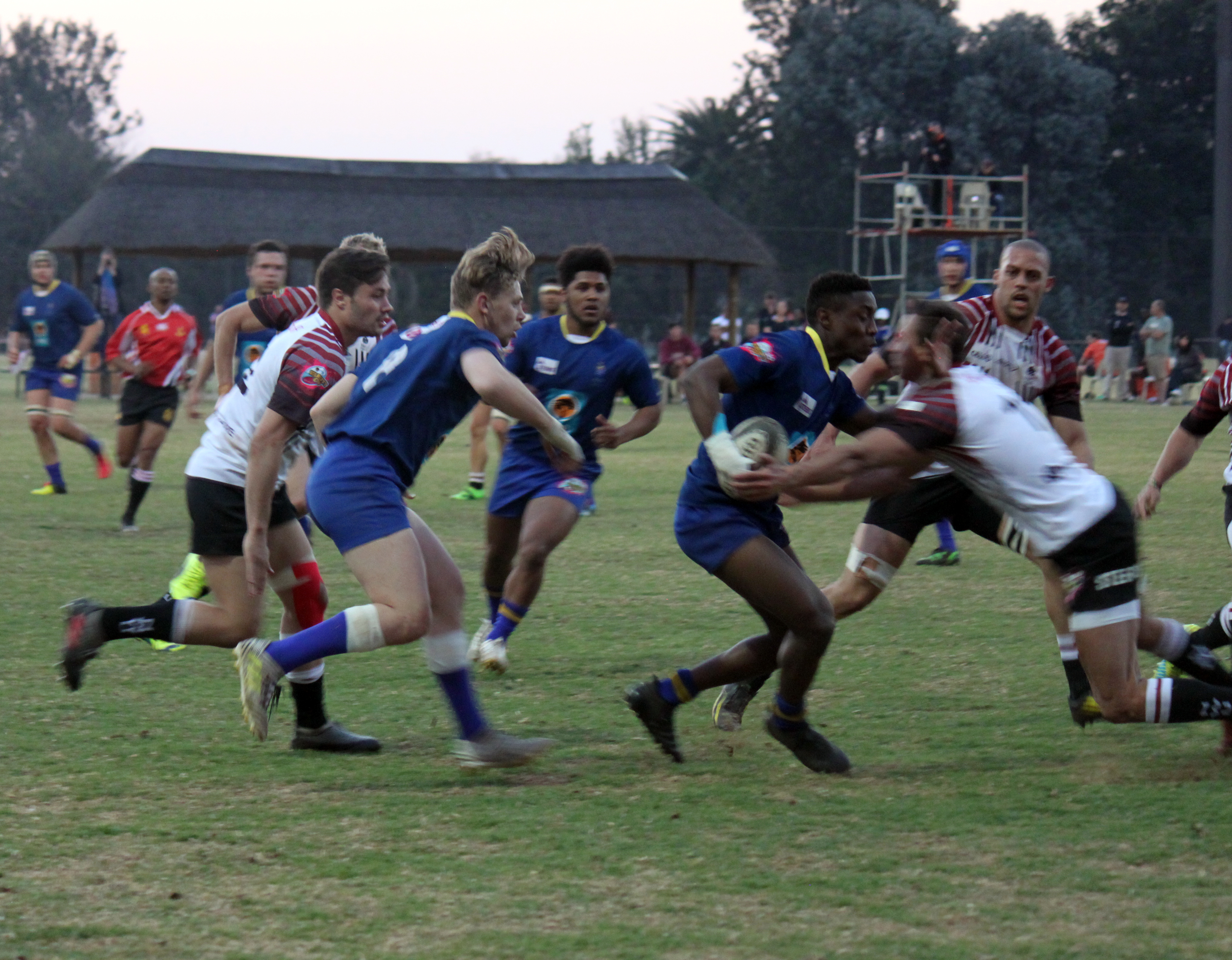 Wits rugby makes top four in Pirates Grand Challenge