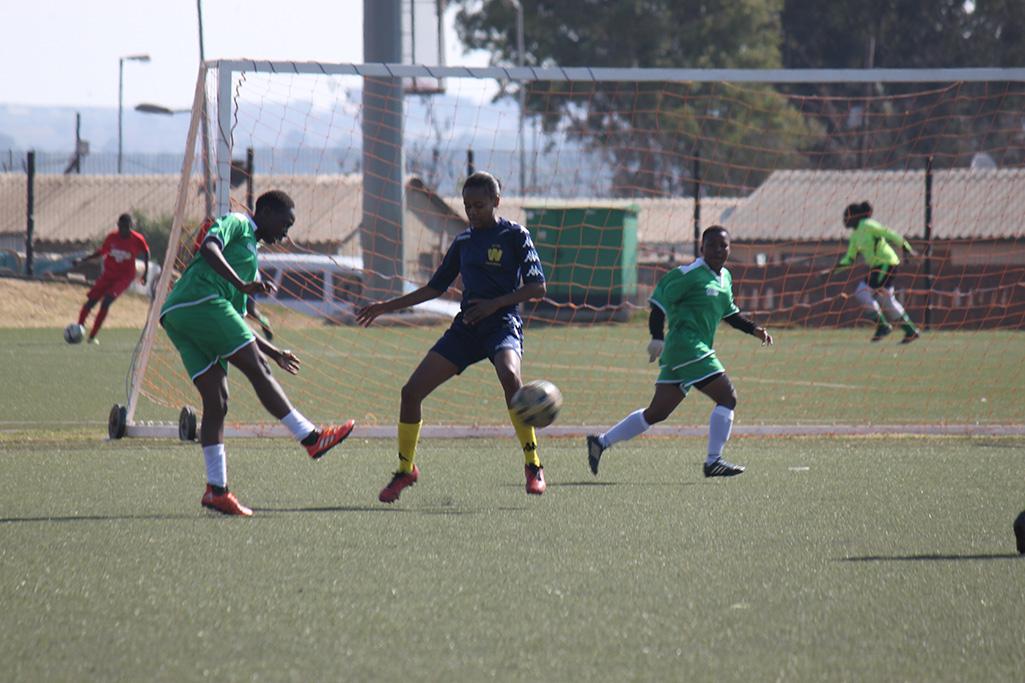 Celebrating women of prominence in soccer