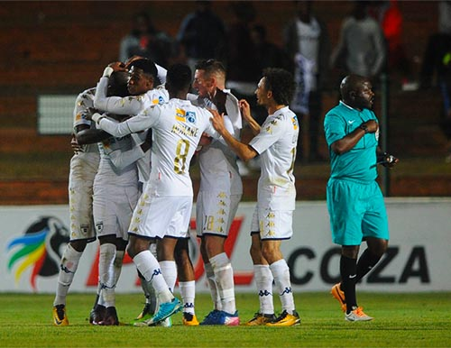 Bidvest Wits wins drama filled MTN8 Quarterfinal at a cost