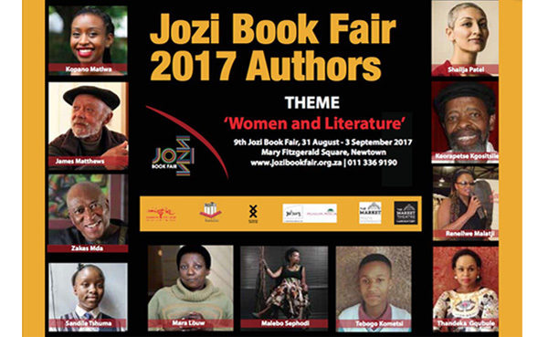 Jozi Book Fair focuses on women and literature