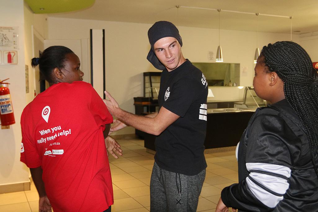 Zesty Lemon adds self-defence classes to menu