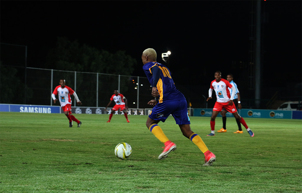 Wits FC first win on home ground