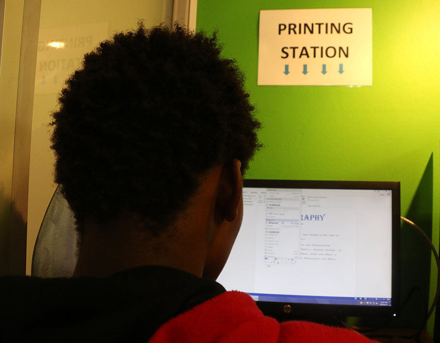 CNS installs new printing stations on campus