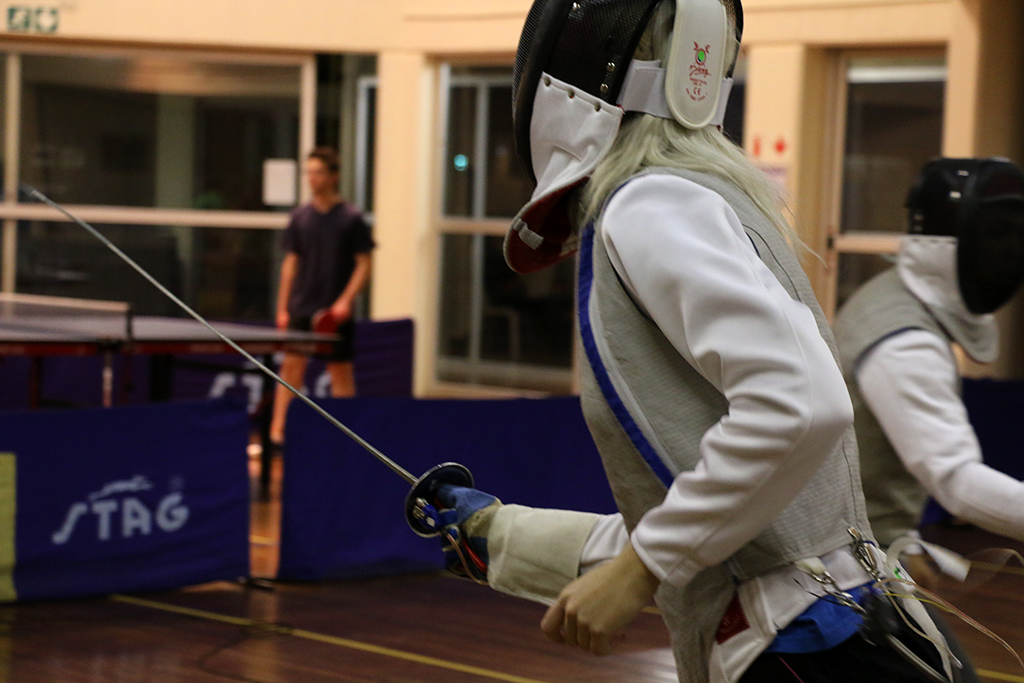 Wits Fencers climb the ranks