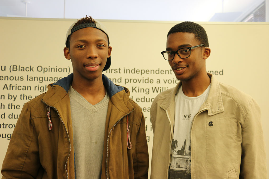 One is the lucky number for Wits debating team