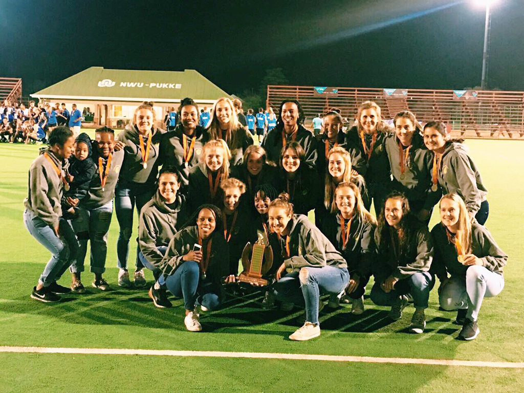 Hockey ladies triumph at inter-provincial tournament