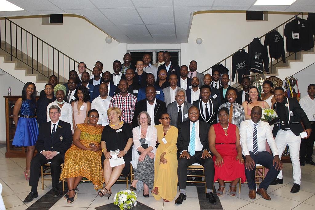 Alumnus boosts EOH trust with R 150 000