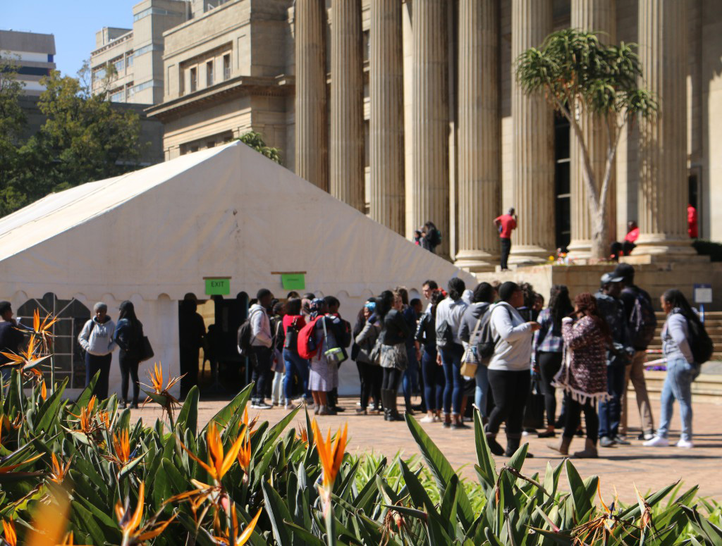 Electronic voting for the SRC on the cards