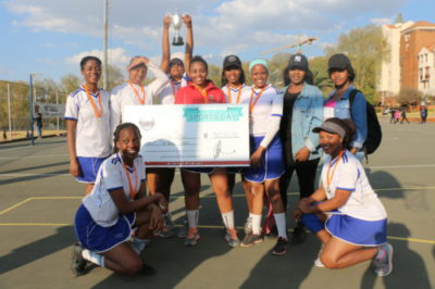Witsies earn bragging rights at South Point sports day