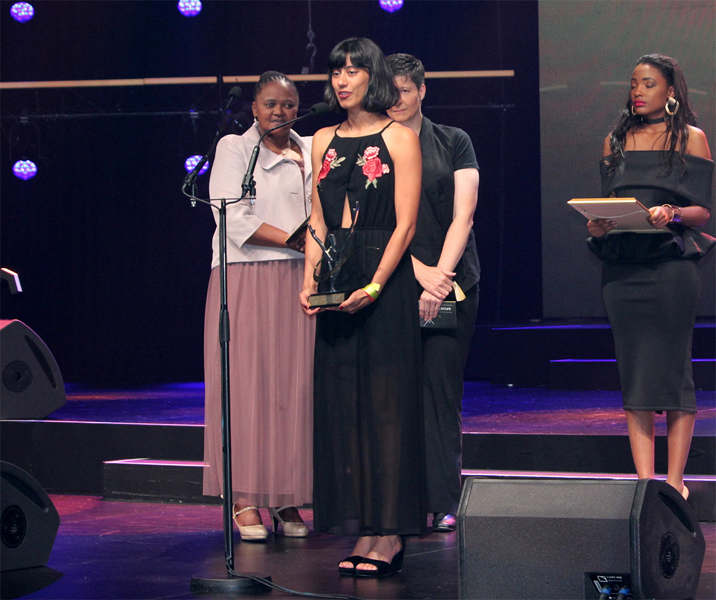 Wits sportswomen honoured at Gauteng Sports Awards
