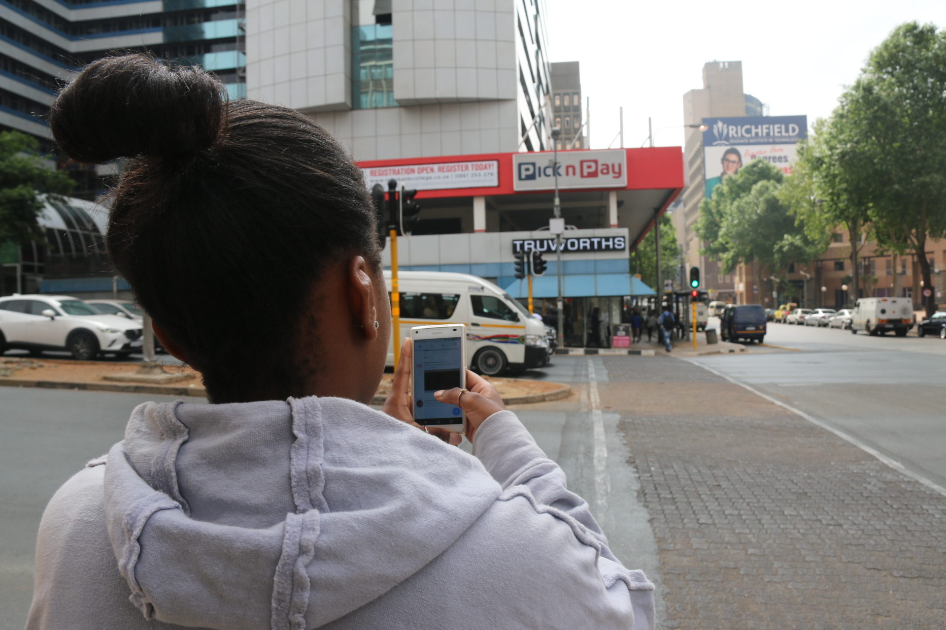 Students are the 'smartest' people in Joburg