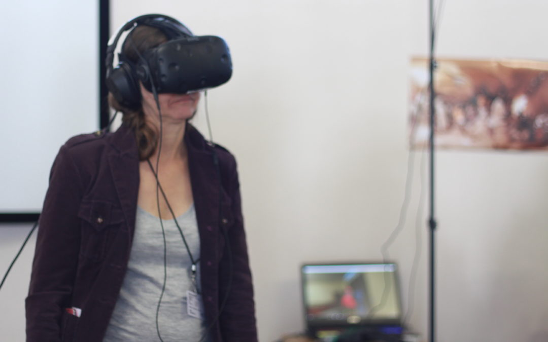 Virtual reality: Changing the face of news