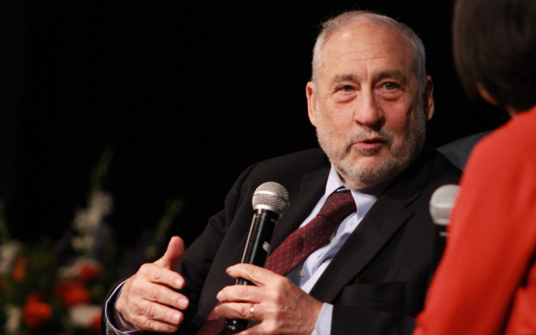 Secrecy enables corruption, says Joseph E. Stiglitz