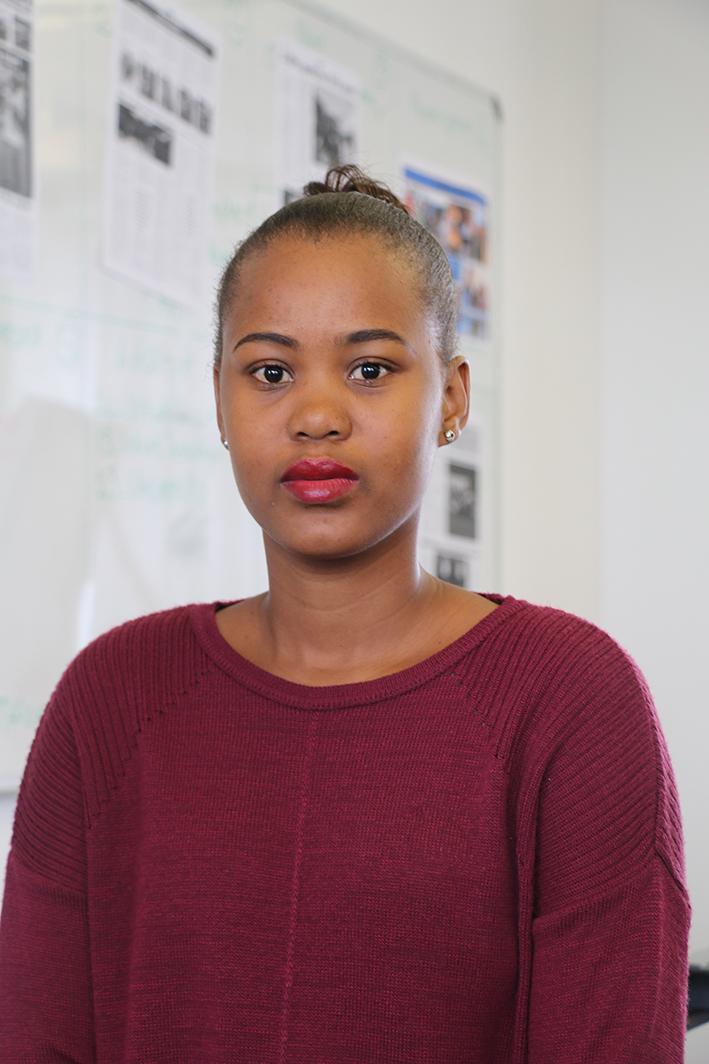 Tebadi Mmotla (Wits Journalism)