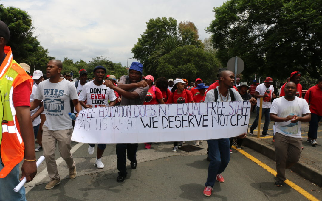 Wits strike ends