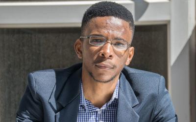 Q&A with Zongezile Qeba