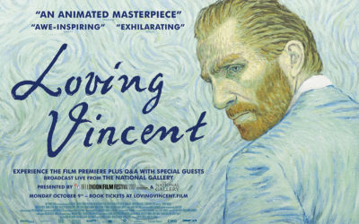 Audiences flock to watch first ever hand-painted film
