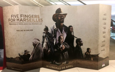 Movie Review: Five Fingers for Marseilles
