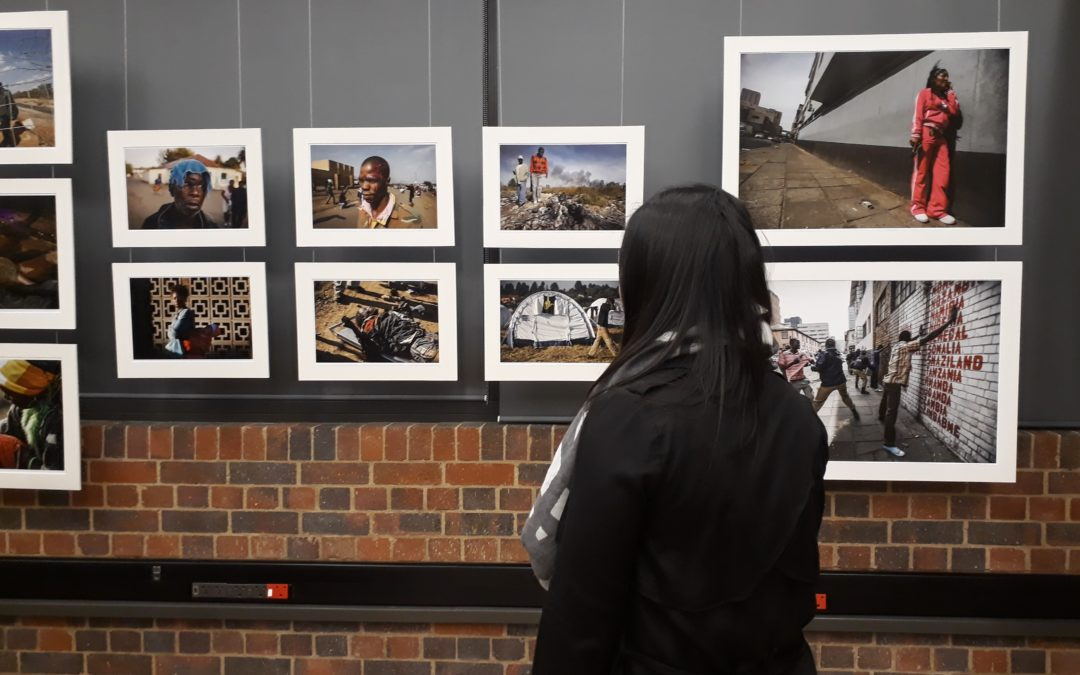 Exhibition reflects on brutality of xenophobia in South Africa