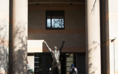 Student sexually assaulted by mining engineering student