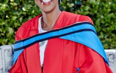 History made: First black female chancellor for Wits
