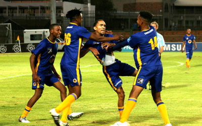 Wits Football on a winning streak