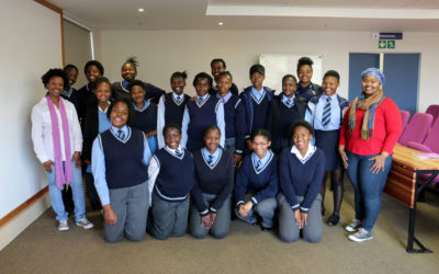 Empowering girls to get the edge at Wits
