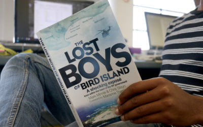 Book review: The Lost Boys of Bird Island