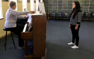 New voices join Wits Young Choir