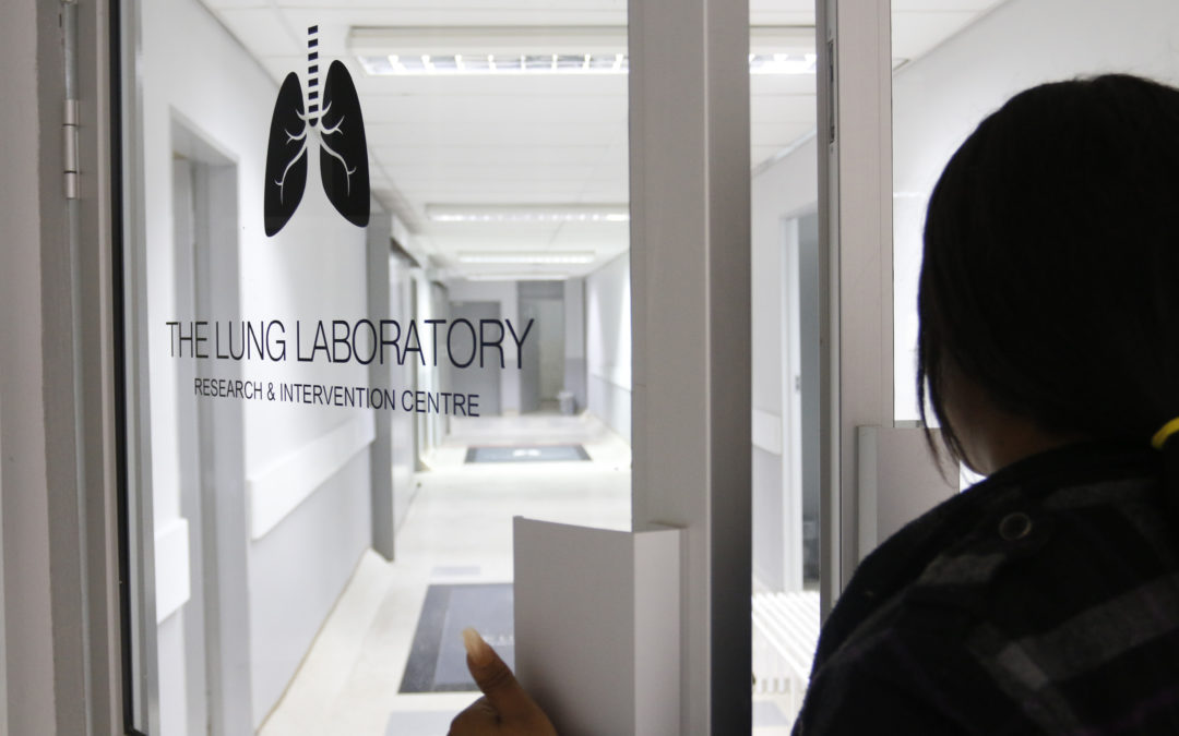 Wits lab breathes new life into lung diseases