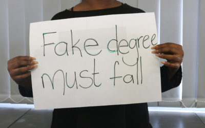 Education department clamps down on degree fraudsters