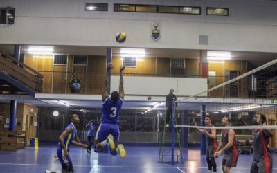 Wits volleyball serve up another win