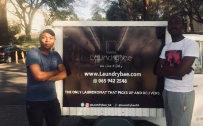 Wits duo clean up Braam's dirty laundry