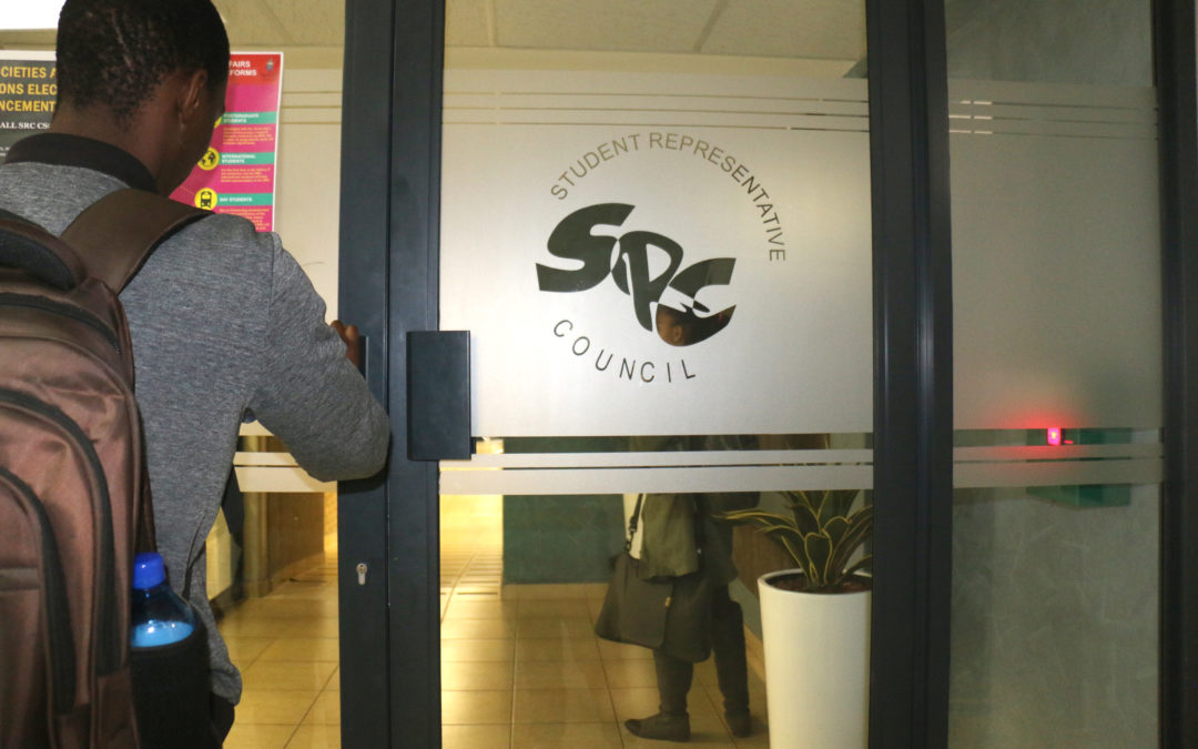 Two SRC members academically excluded
