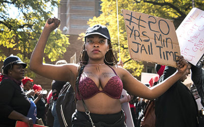 ENOUGH! Thousands march against gender-based crimes