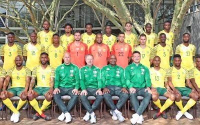 Bidvest players dominate Bafana squad