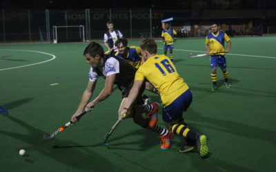 Wits Men's Hockey wins against Jeppe