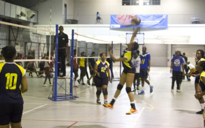 Wits women's volleyball team claims bronze