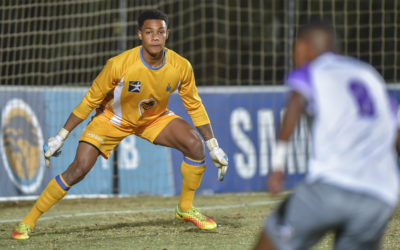 Wits goalie scores nod for top player