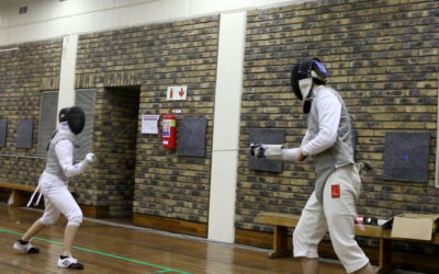 Wits Fencing Club takes gold in KZN