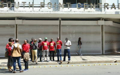 South Point workers continue strike as demands go unmet