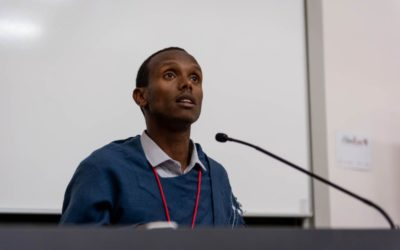 Ethiopian speaker casts spotlight on press freedom at Carlos Cardoso lecture