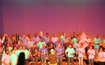 Wits choir set the beat for summer