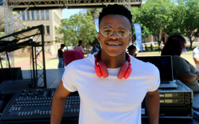 Cool Kid: Thabo Moagi
