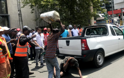 Braam crowd administers mob justice to suspected car thief