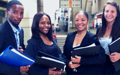 Wits students win regional law competition