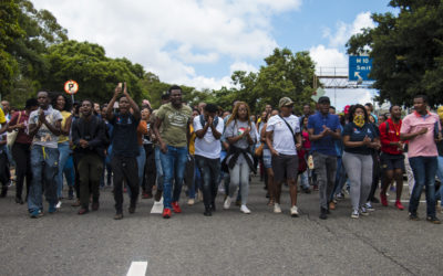 Protests mar first day of classes at Wits