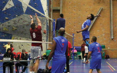 Four Wits volleyball teams tanked at volleyball fundraiser tournament