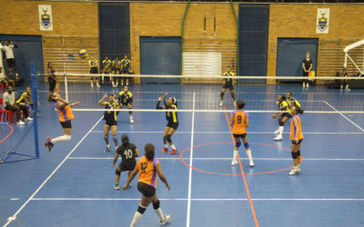 Wits volleyball suffers loss against UJ