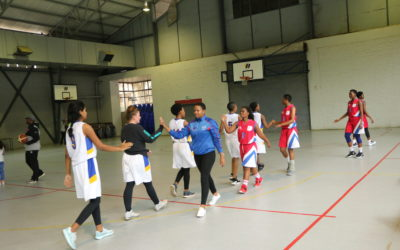 Wits men's triumph, while women's team flop in basketball league